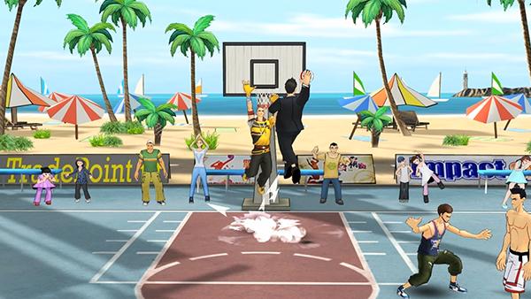 《街篮》游戏截图