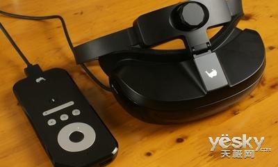 嗨镜王集森:VR已经冷了 并没那么重要