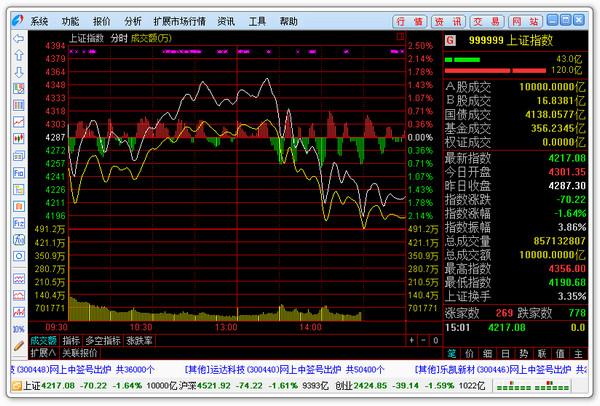 江海证券合一版截图2