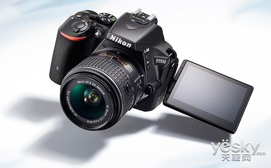 尼康将推单反相机D5600 支持无线蓝牙传输