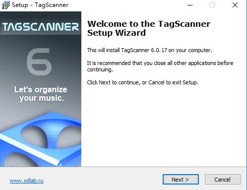 TagScanner截图1