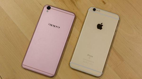 Kantar:Oppo R9成为中国市场Q3最畅销手机