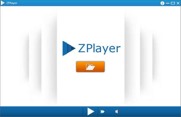Zplayer(.264文件播放器)截图1