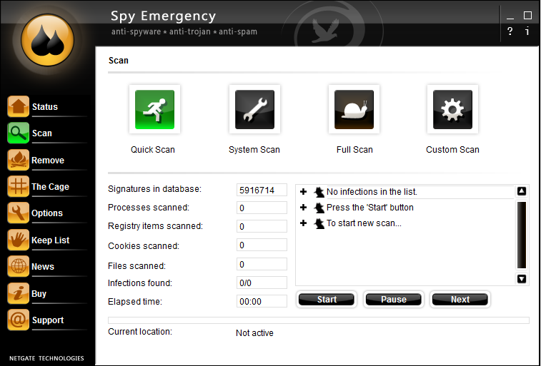 Spy Emergency截图1