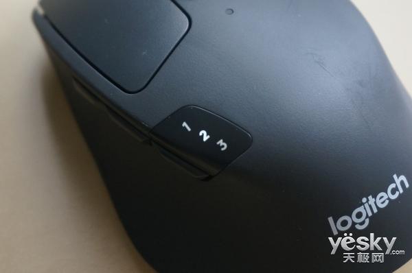 支持3设备连接 罗技M720无线鼠标评测