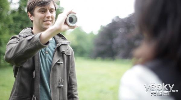 用空气也能摄影?盘点那些极具创意的相机
