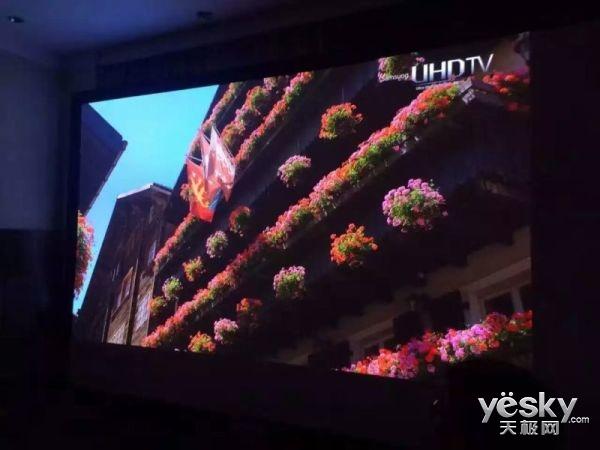 打造HI-END殿堂 海美迪Q10四代亮相广州音响展