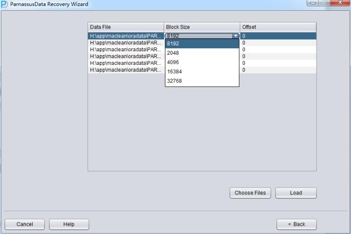 PRM-DUL Oracle数据库恢复工具截图3