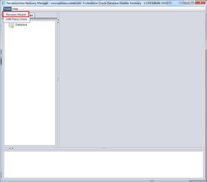 PRM-DUL Oracle数据库恢复工具截图5