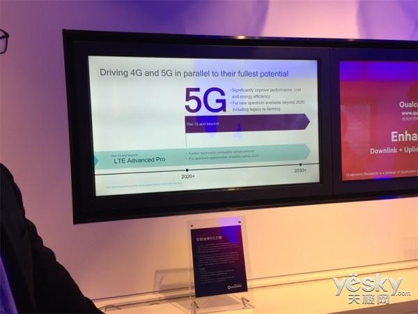 高通5G之路 向千兆移动网络和人工智能迈进