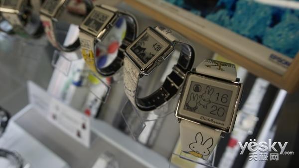 厚积薄发 爱普生可穿戴设备在中国隆重上市