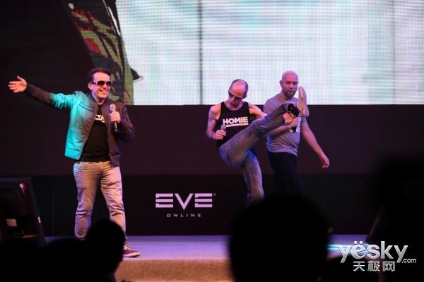 我以真心换你真爱 EVE十周年庆感动中国
