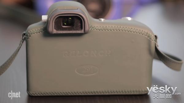傻瓜相机Relonch 291发布:只支持取景和拍照