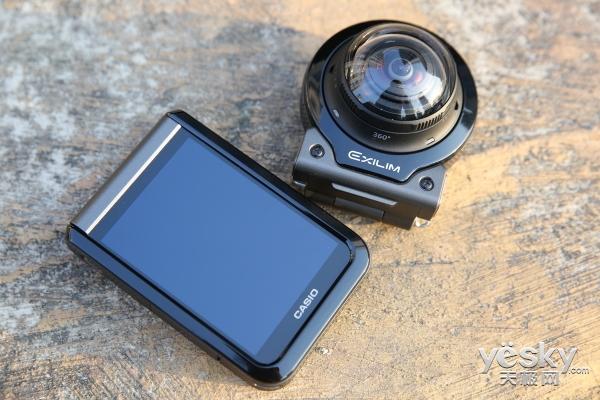 卓尔不群 卡西欧EX-FR200运动相机评测