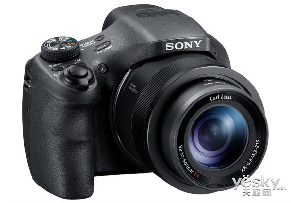 50倍超大变焦拍摄 索尼DSC-HX350新品发布