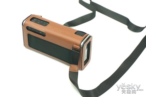 我的新年礼物愿望单:创新iRoar Go便携音响