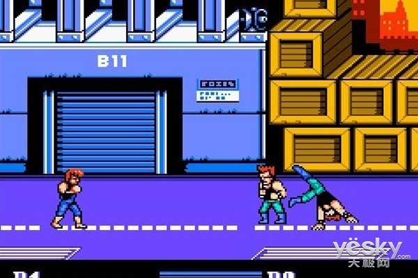 30周年纪念作《双截龙4》公 下月登陆PS4/PC