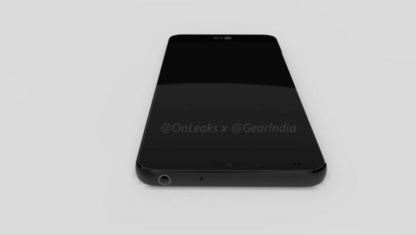 LG G6 3D渲染图全面曝光 确认取消模块设计