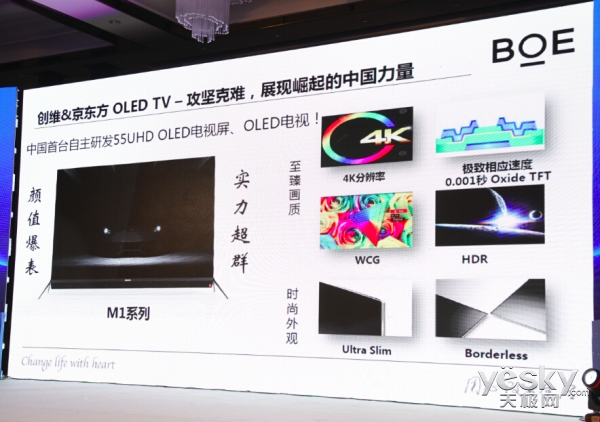 HDR、OLED画质升级 2016年电视技术发展盘点