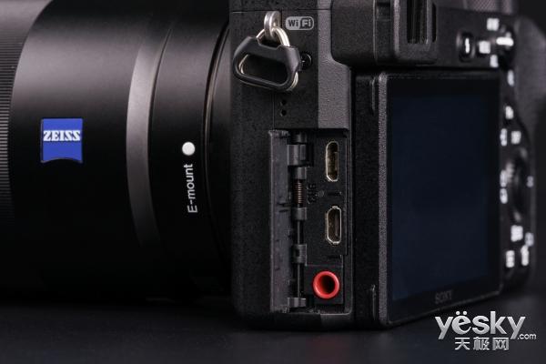 APS-C新旗舰 索尼微单™A6500评测