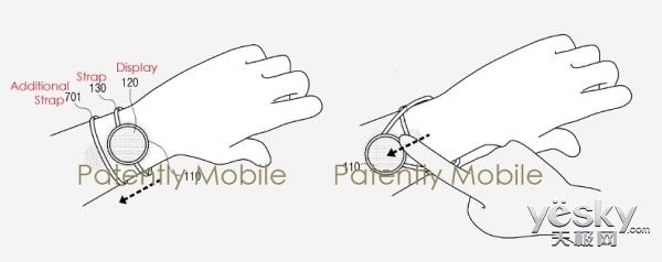 智壹周:曝三星手表柔屏设计 LG推悬浮式音箱