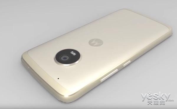 Moto X(2017)渲染图曝光:边框感人
