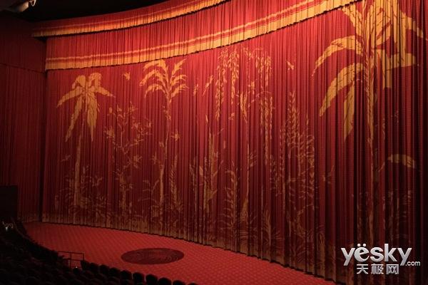 TCL CES2017探索之旅:走进中国好莱坞大剧院