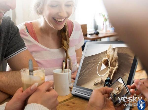 假期必备娱乐工具 联想YOGA TAB 3 Plus热销