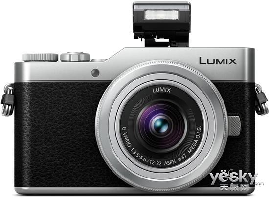 松下CES推出入门级无反相机Lumix DMC-GF9