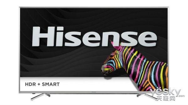 海信双色4K激光电视新品发布:110%NTSC色域