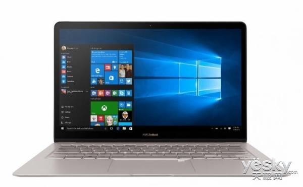 华硕推出ZenBook 3奢华版:5月开卖/11688元