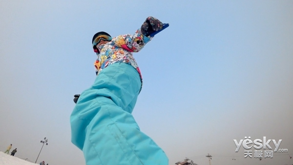 没有索尼酷拍记录的滑雪都是无用功