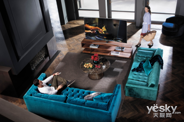 创造美好生活:揭秘QLED TV如何融入家居环境