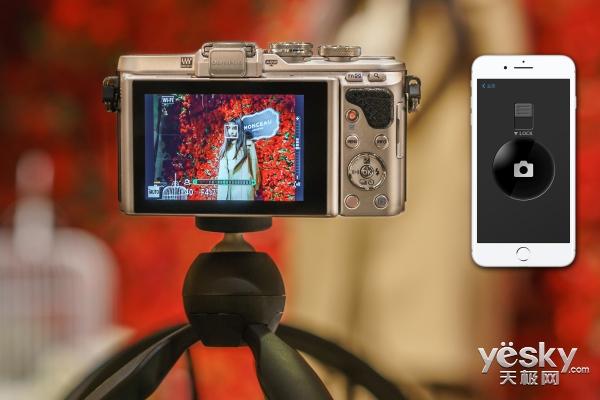 复古自拍微单电相机 奥林巴斯E-PL8评测