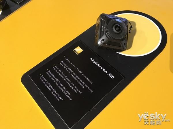 CES2017:尼康展示多款相机和运动相机