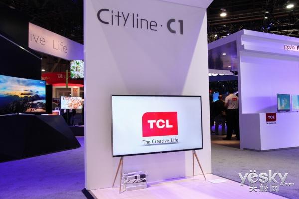 CES2017:TCL量子点新旗舰X2、X3惊艳全场