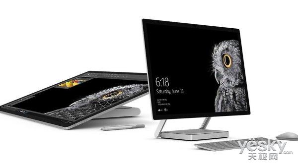 微软Q2财报1月26日公布:SurfaceStudio可期