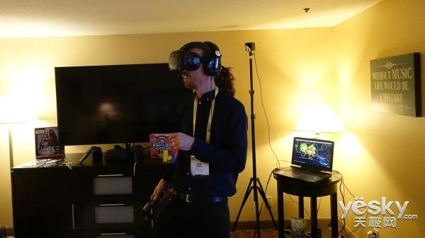 CES2017:让VR更现实 Waves做了有趣的东西