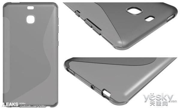 GalaxyS8手机壳再曝:新机保留3.5mm耳机插孔