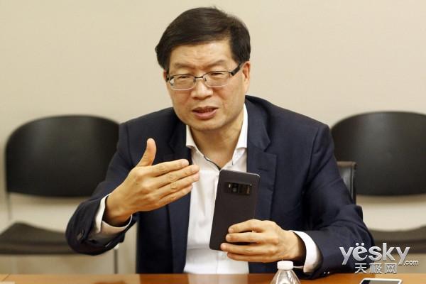 华硕CEO沈振来专访:稳扎稳打坚持精品路线