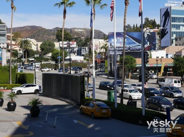 感受天使之城的魅力 松下GX8洛杉矶之旅