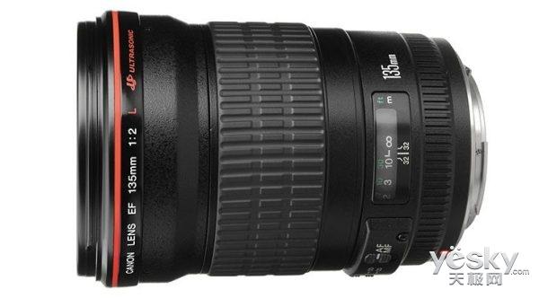 独一无二!佳能新款EF 135mm f/2L镜头Q4发布