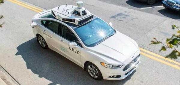 高调聘用前谷歌高管 Uber为何看重无人驾驶