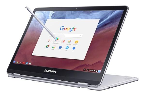 所有2017上市的Chromebook都支持原生Apps