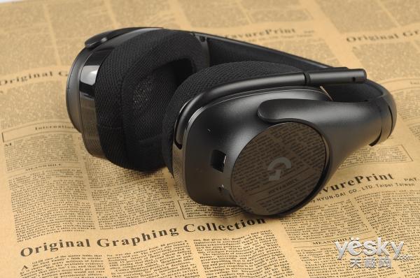 7.1声道+15小时续航 罗技G533无线耳机评测