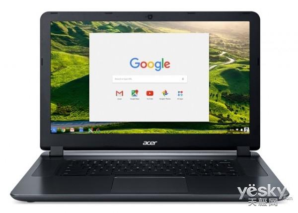 谷歌:2017款Chromebook均将支持安卓应用
