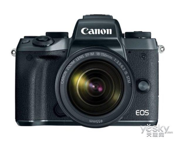 传佳能最新无反相机EOS M6将于本月末亮相