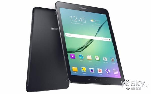 传三星Galaxy Tab S3配有曲面屏/手写笔