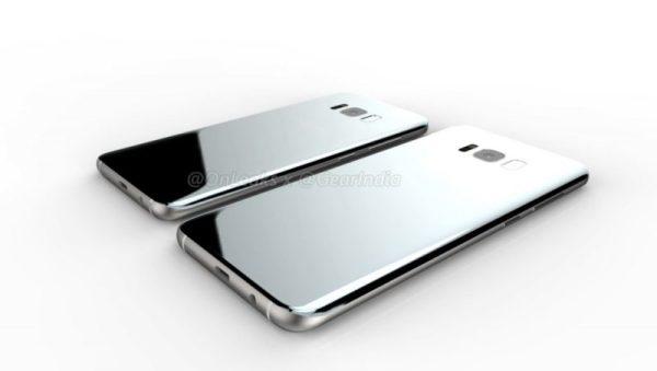 三星S8/S8 Plus 360度高清渲染图曝光