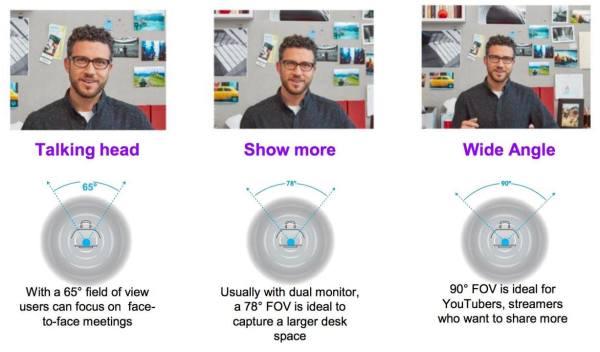 罗技发布BRIO 4K PRO网络摄像头 功能超强大
